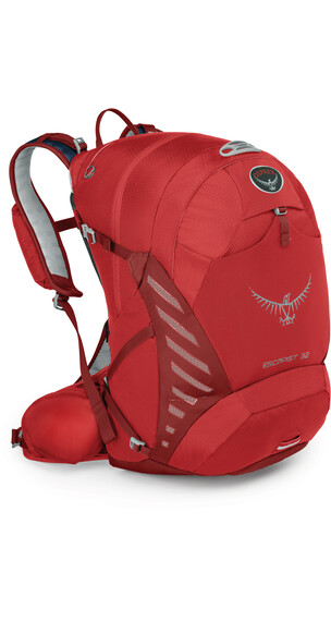 Osprey Escapist 32 Backpack Cayenne Red